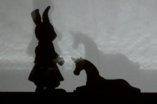 Shadow-play-rabbit-and-unicorn